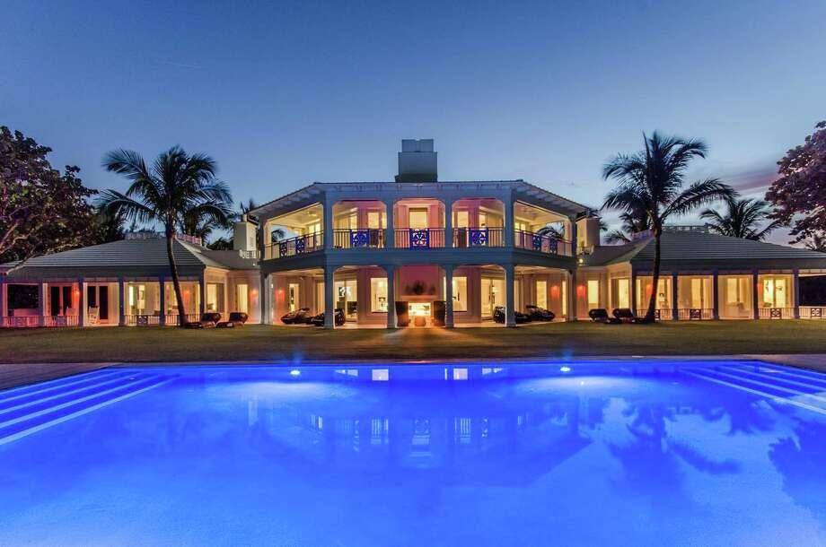 Celine Dion's Jupiter, Florida, mansion Photo: Top Ten Real Estate Deals