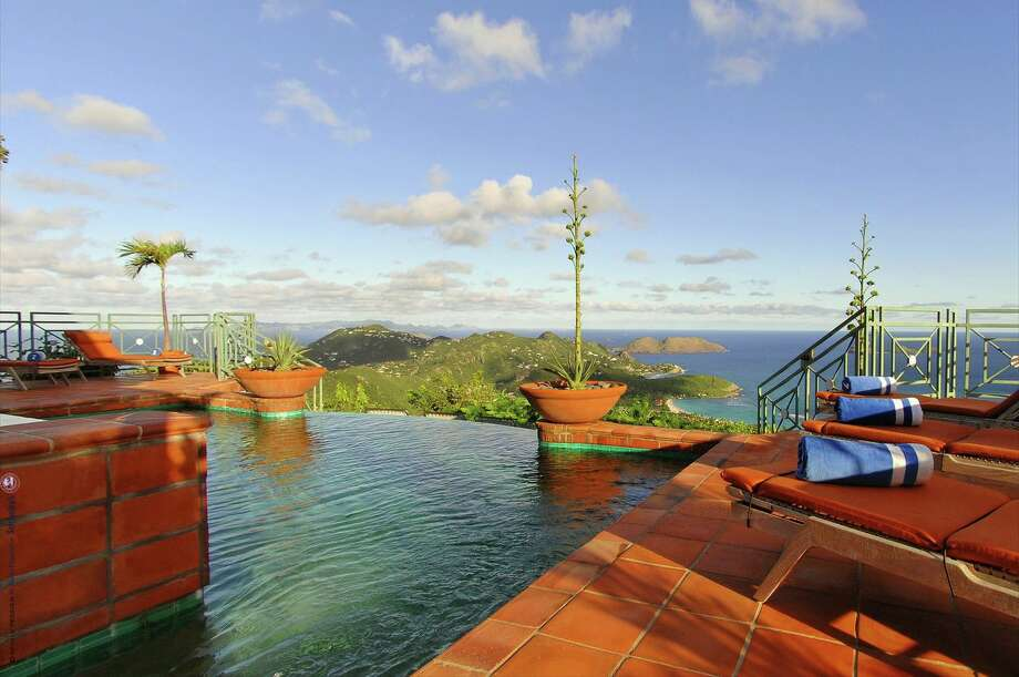 Steve Martin's St. Barth paradise Photo: Top Ten Real Estate Deals