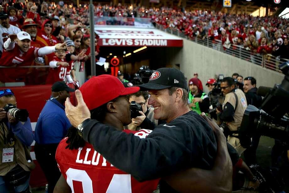 Jim Harbaugh's departure confirmed after 49ers' win