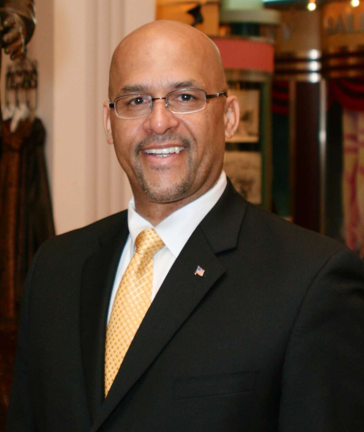 Trebor Gordon, candidate for District 2 at-large seat on the Houston City Council.
