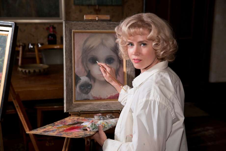"""Big Eyes"" (2014)Available April 14 at Redbox"