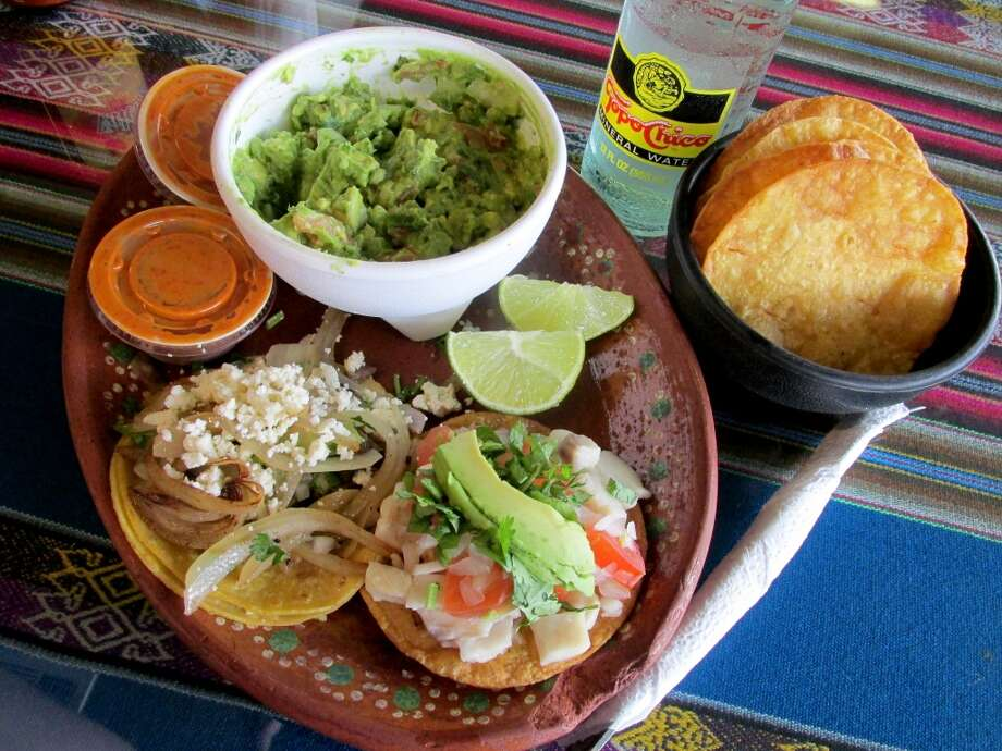 "TACOS LA BAMBA 2005 Calder Ave., BeaumontRecent reviews: ""Excellent tacos and Mexican food. I've been going here for years and have loved it. Owner and staff are very nice and welcoming! I had a breakfast meal here a few weeks ago, just wonderful!"" - Steve R. Photo: Grace Mathis/cat5"