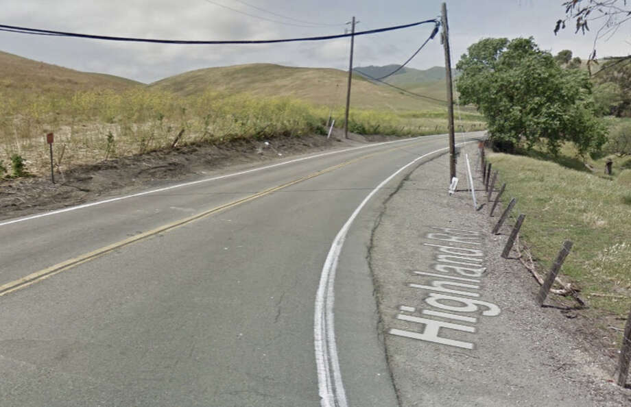 Herman Shum was pronounced dead at the scene of the crash on Highland Road west of Manning Road. Photo: Google Maps