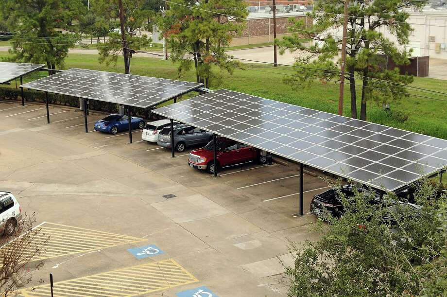 Solar energy growing fast in houston and california for Solar panels houston