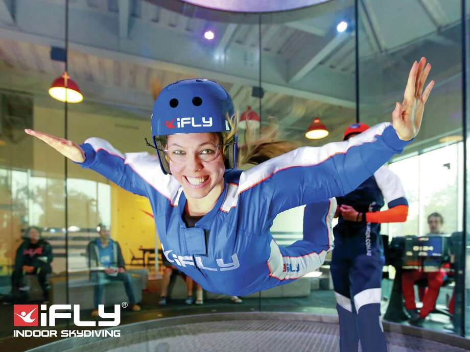 """iFly, an Austin-based company with 34 locations worldwide, will break ground on a facility near Interstate 10 and Loop 1604 in March or April 2015, company spokesman Stuart Wallock said. The facility will be completed roughly six months later  will include a vertical wind tunnel that """"generates a wall-to-wall cushion of air,"""" according to the company's website. Photo: Courtesy Of IFly"""