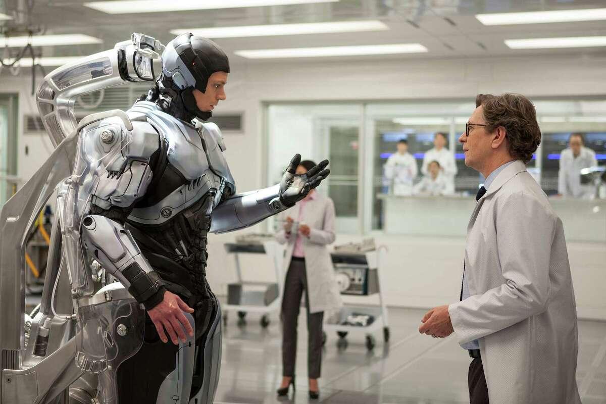 "3. ""Robocop"" : 29.879 milliondownloads(Feb.12, 2014; July 17, 1987)"