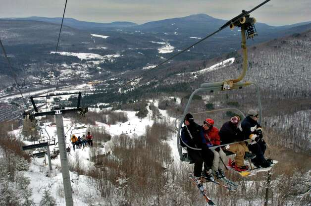 Woman dies in fall from ski lift - Times Union