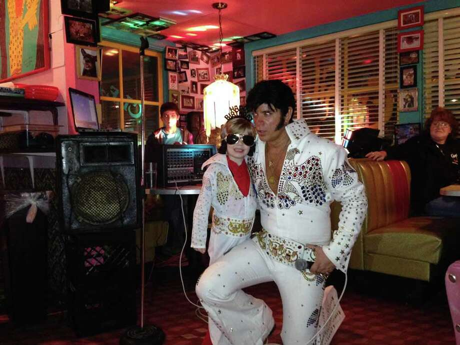 Elvis comes in all sizes at Chuy's. Photo: Courtesy Photo, Chuy's