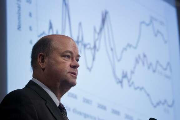 ConocoPhillips , 2015 spending down 20 percent to $13.5 billion Pictured: ConocoPhillips CEO Ryan Lance