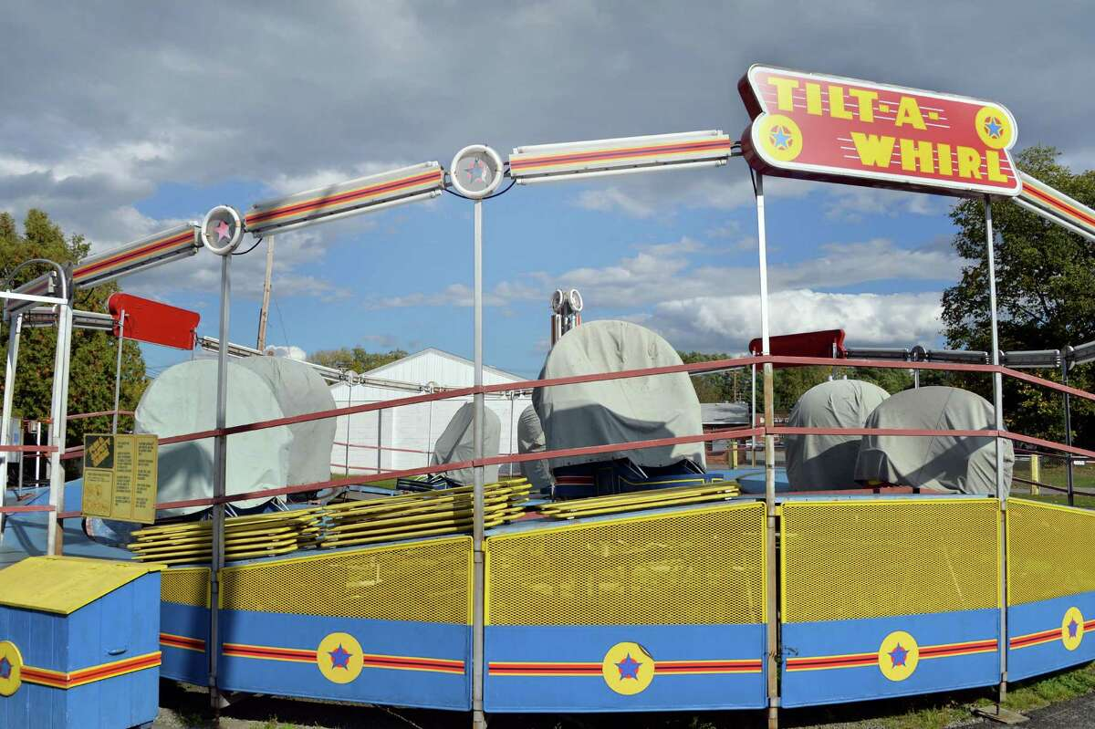 Will a new version of Hoffman's Playland succeed in North Albany? That's one of the questions that will be answered in 2015. (John Carl D'Annibale / Times Union)