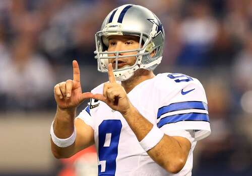 QB - Tony RomoDallas Cowboys Photo: Ronald Martinez, Getty Images