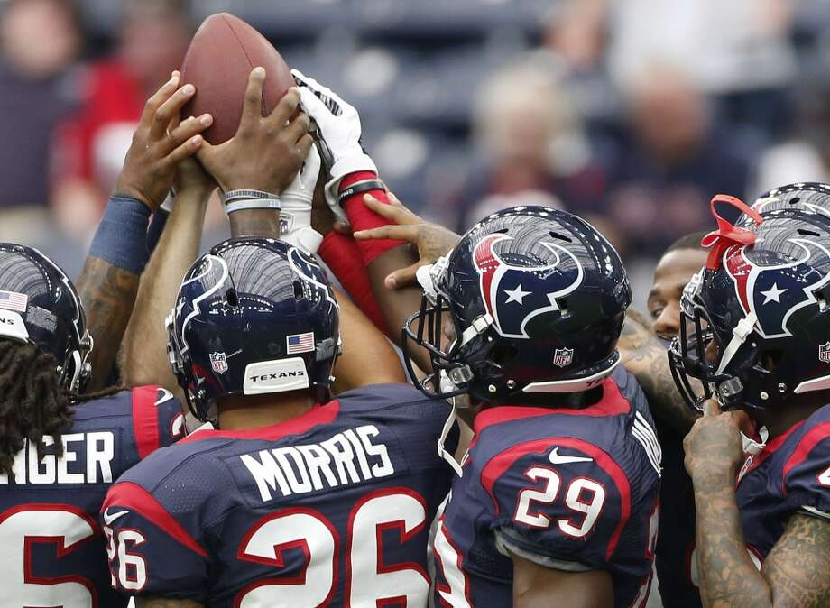 OVERALL  Despite playing four quarterbacks and losing Arian Foster for almost four full games, the Texans overcame a three-game losing streak and rebounded from a 3-4 record to finish 9-7 one season after they were a league-worst 2-14.  2014 grade: B-plus Photo: Karen Warren, Houston Chronicle