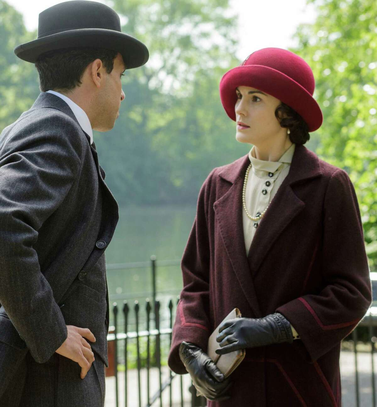 Lady Mary, are you sure you know what you are doing? Just a question.