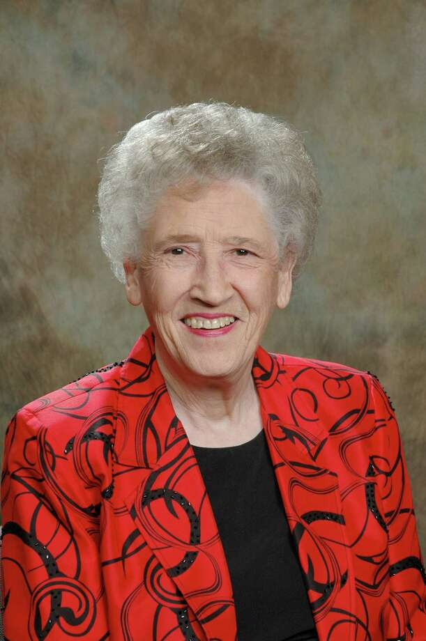 Myrlene Kennedy produced Friendswood High School's first 45 musicals.    She died Jan. 12. Friendswood Independent School District trustees named the auditorium after her in January.