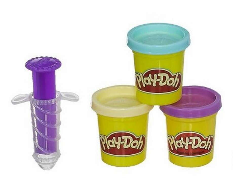 Play-Doh is pulling a toy used in a popular playset for children after parents barraged the company's Facebook page with complaints claiming the toy is shaped like a penis. Photo: Amazon