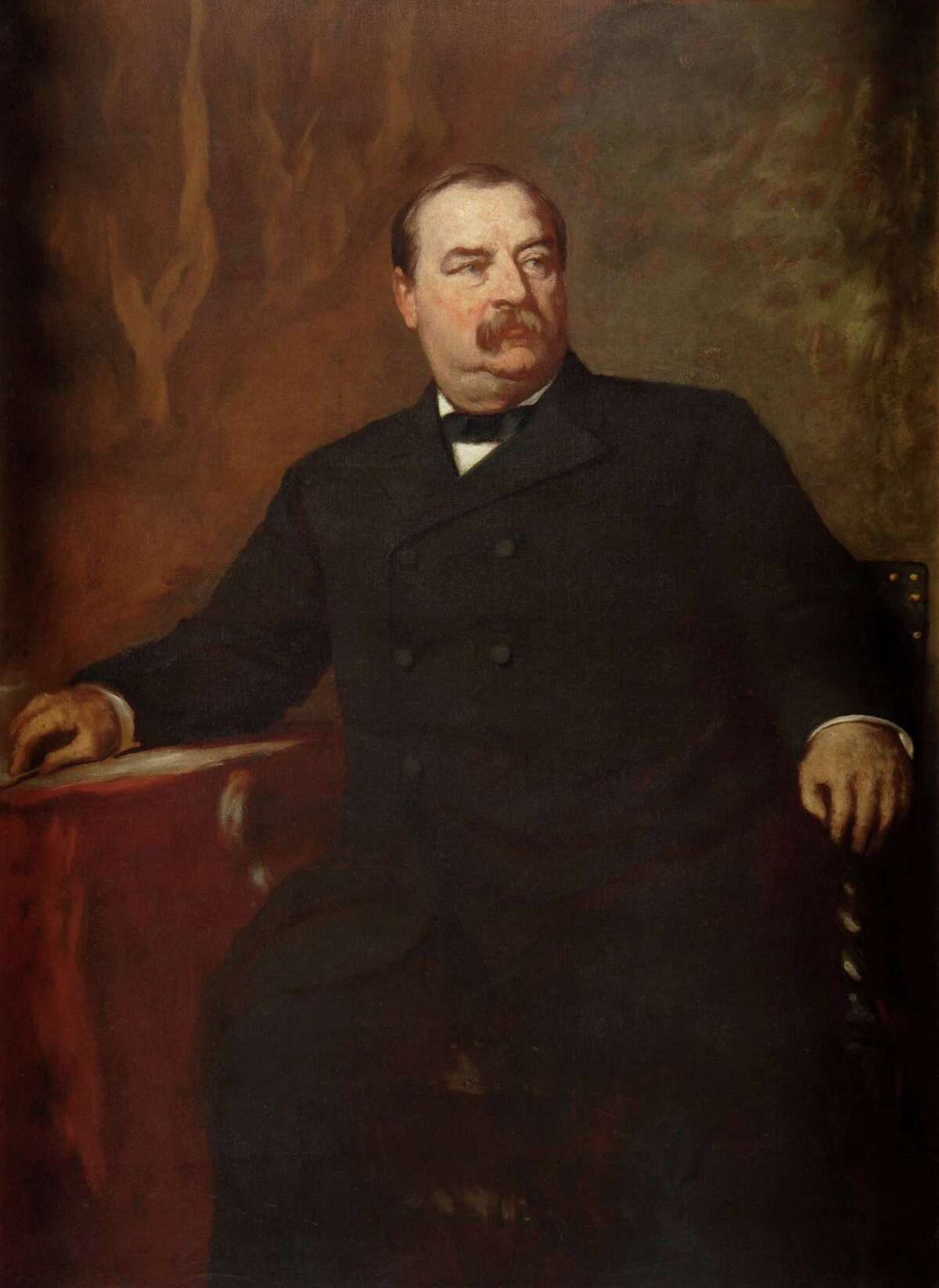 Grover Cleveland Height: 5'11