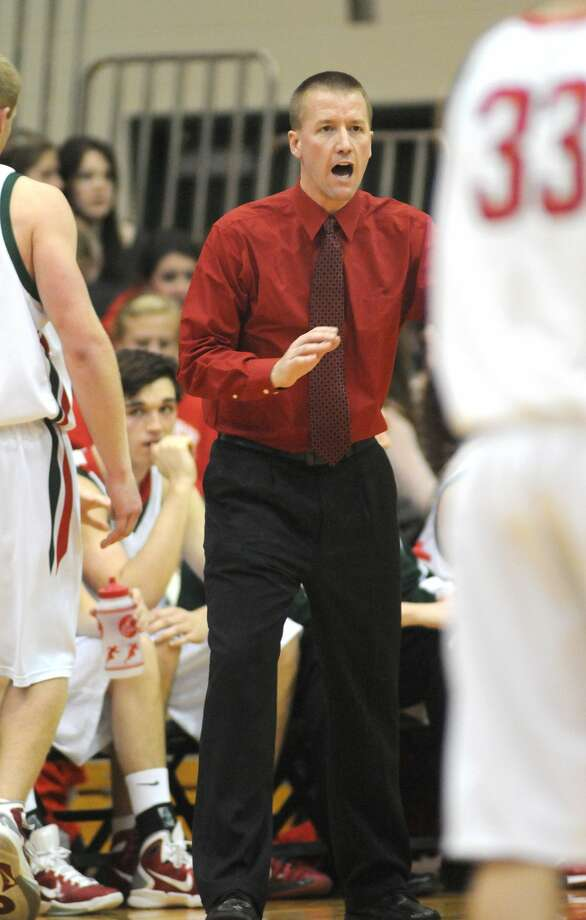 The Woodlands head coach Dale Reed has the Highlanders in the thick of a title bid. Photo: Jerry Baker, Freelance