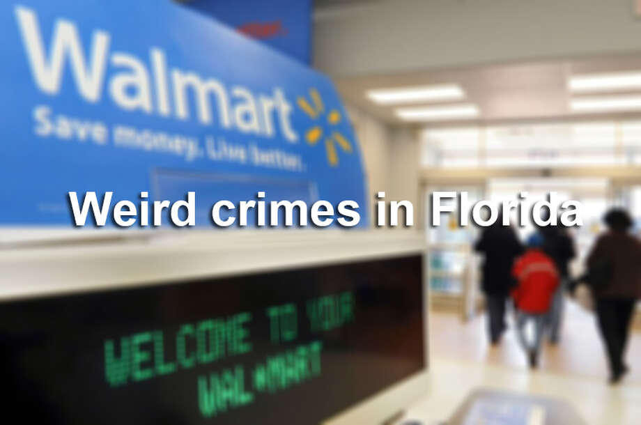 See more of the strangest crime stories to come from America's wackiest state in the following slides. Photo: LISA POOLE/STF