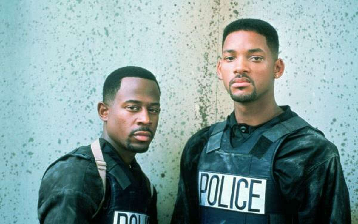 Bad Boys (1995)| Bad Boys II (2003)Available on Netflix Oct. 1 Two hip detectives protect a witness to a murder while investigating a case of stolen heroin from the evidence storage room from their police precinct.