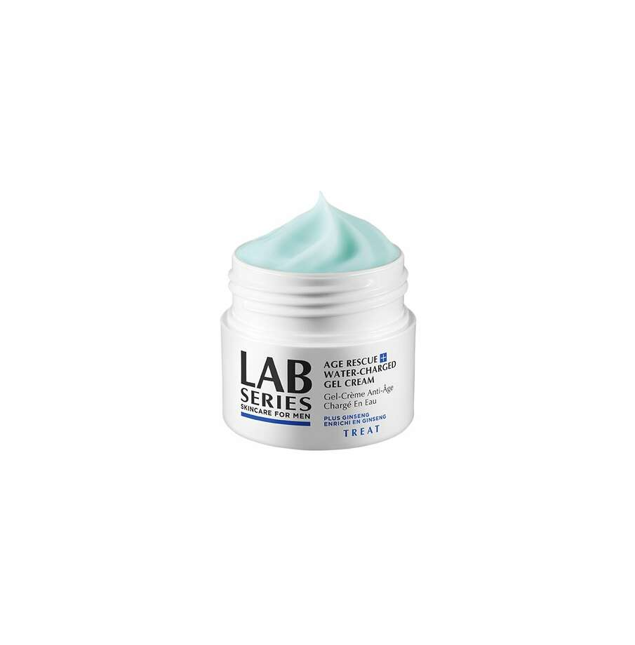 Lab Series Age Rescue& Water-Charged Gel Cream. Photo: Lab Series / Lab Series