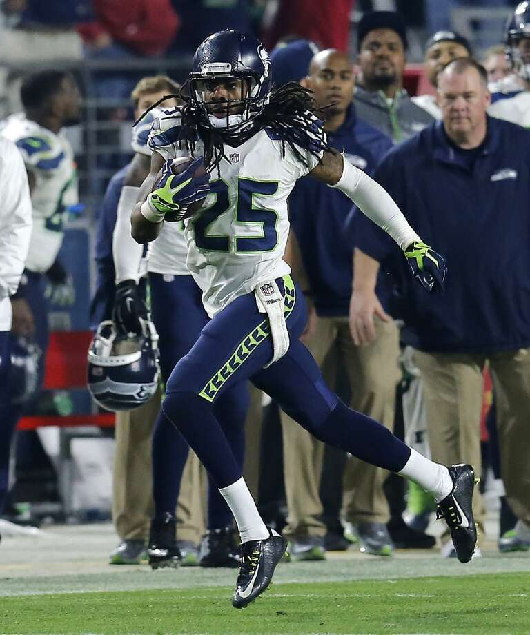 () Last week's ranking --  1 (2) Seattle 12-4:The defending Super Bowl champions closed the regular season with a six-game winning streak in which they surrendered only six points a game. Photo: Rick Scuteri, Associated Press