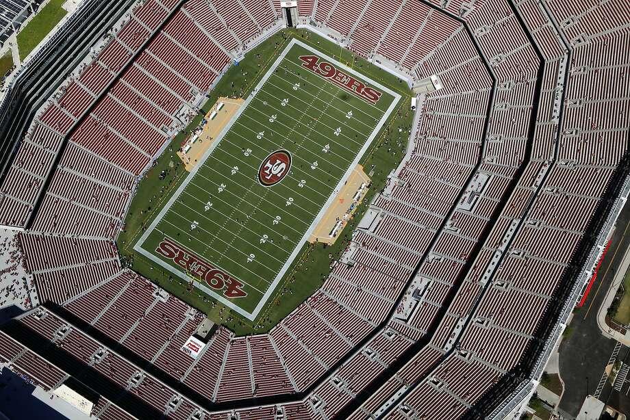 Levi's Stadium Photo: Michael Short, The Chronicle