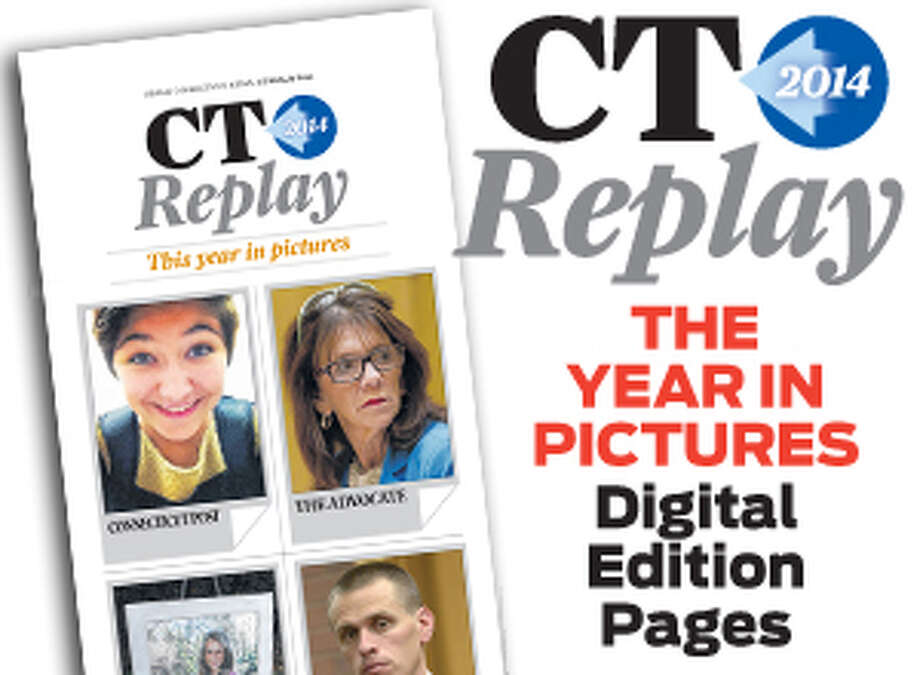CT Replay 2014 Digital Edition Bonus Pages - print promo Photo: Contributed Photo / Connecticut Post Contributed