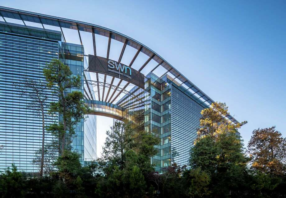 Southwestern Energy's new headquarters building. / Slyworks Photography