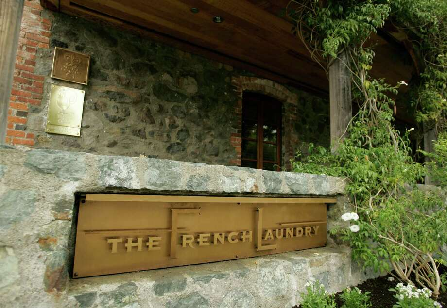 A burglar or burglars made off with 76 bottles from the three-Michelin-star French Laundry in Yountville. Some of the pilfered French Burgundy, Domaine de la Romanée-Conti, sells for more than $10,000 a bottle internationally. Photo: Eric Risberg / Associated Press / AP