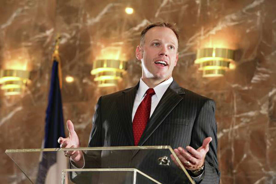 Railroad Commissioner Ryan Sitton is among Texas officials who have bent the rules to hire at least 146 people with personal or political connections, state records show. Photo: /Courtesy Photo