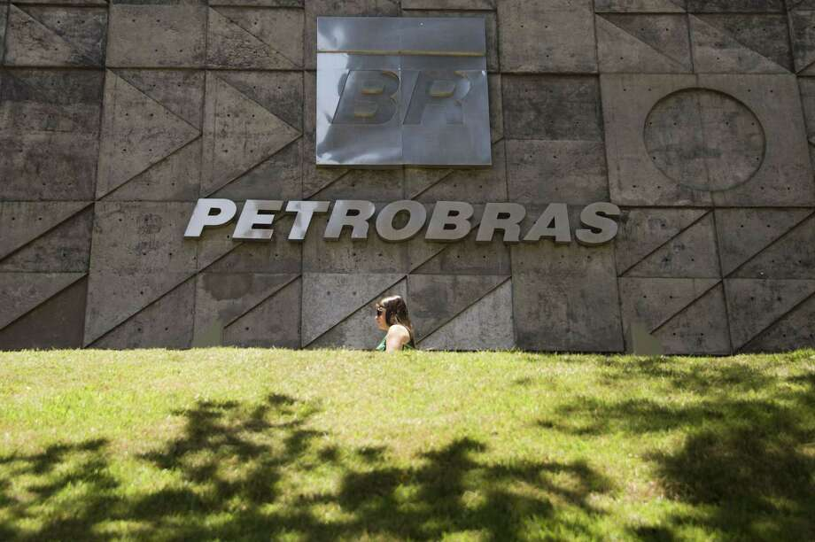Petrobras, which has major offices in Rio de Janeiro, is being investigated for alleged corruption.  Photo: VANDERLEI ALMEIDA, Staff / AFP