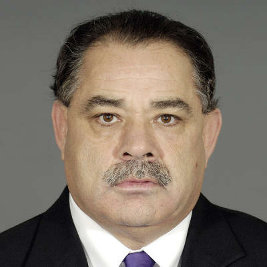 John Chavis, football coach