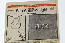 San Antonio Light cover