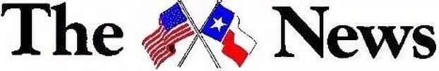 The News appealed to both American and Texan patriotism with its logo in the 1980s. Photo: San Antonio Express-News