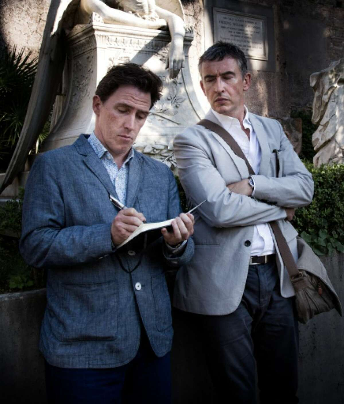 The Trip To Italy(2014) Rarely has a formula soured so quickly. Like the first installment,