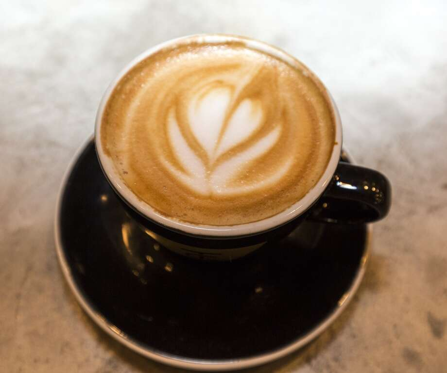 For those not afraid of caffeine in confined spaces, at the federal prison in Oxford in mates can buy  french  vanilla capuccino  for $1.50 cappuccino. Photo: Craig Hartley, For The Chronicle