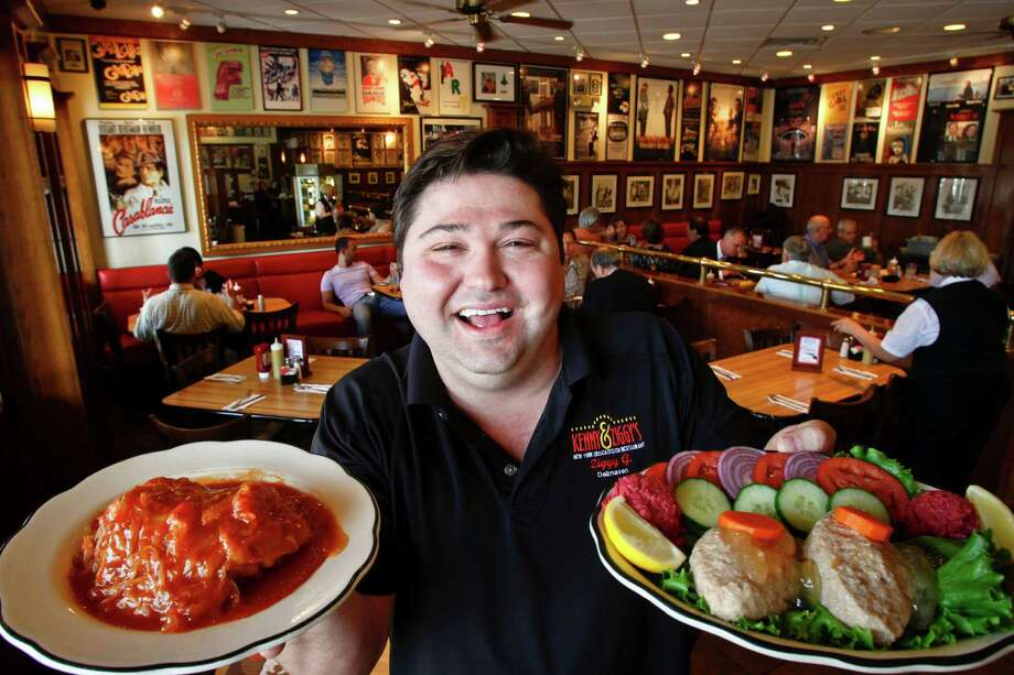 """Ziggy Gruber, owner of Kenny & Ziggy's Deli, is described as being the star and heart of the documentary """"Deli Man."""" Photo: Michael Paulsen, HC Staff / Houston Chronicle"""