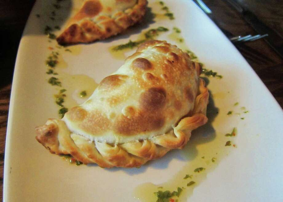 Patagonia Grill & Cafe serves authentic Argentinean fare, including beef empanadas. Photo: Syd Kearney