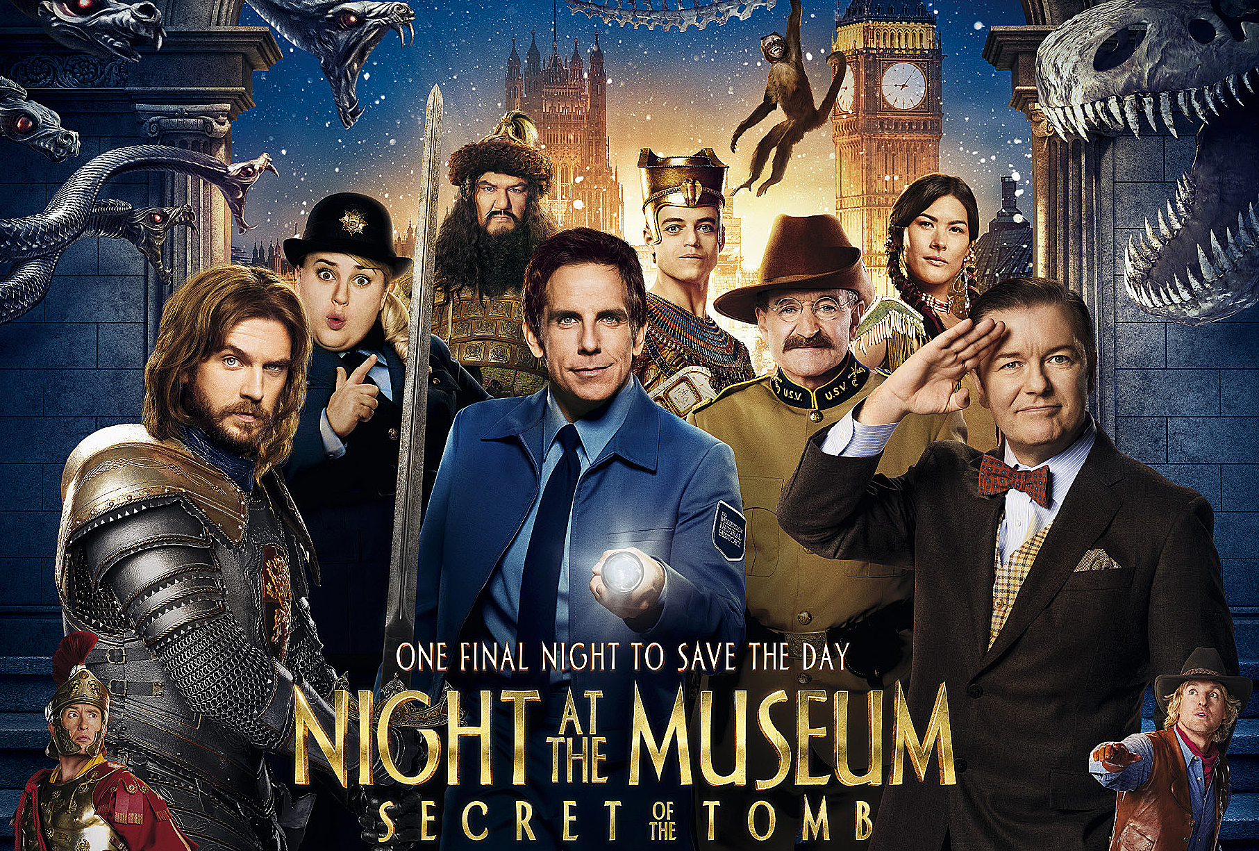 granger on movies: 'night at the museum: secret of the tomb