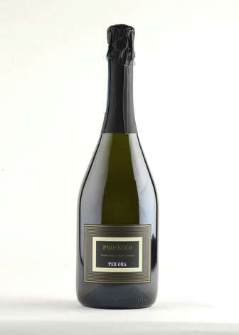 Per Ora prosecco Thursday Oct. 9, 2014, at the Times Union in Colonie, N.Y. (Will Waldron/Times Union) Photo: WW