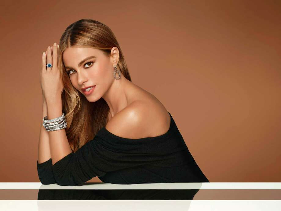 Houston is one of the first markets to roll out Sofia Vergara's So Sofia Collection. Rings cost $179-$279; bracelets, $279-$799; necklaces, $219-$1,000. Available at Kay Jewelers stores and kayjewelers.com. Photo: Kay Jewelers / ONLINE_YES