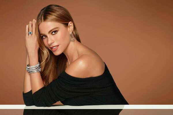 All About The Bling Sofia Vergara Launches Line At Kay Jewelers Houstonchronicle Com