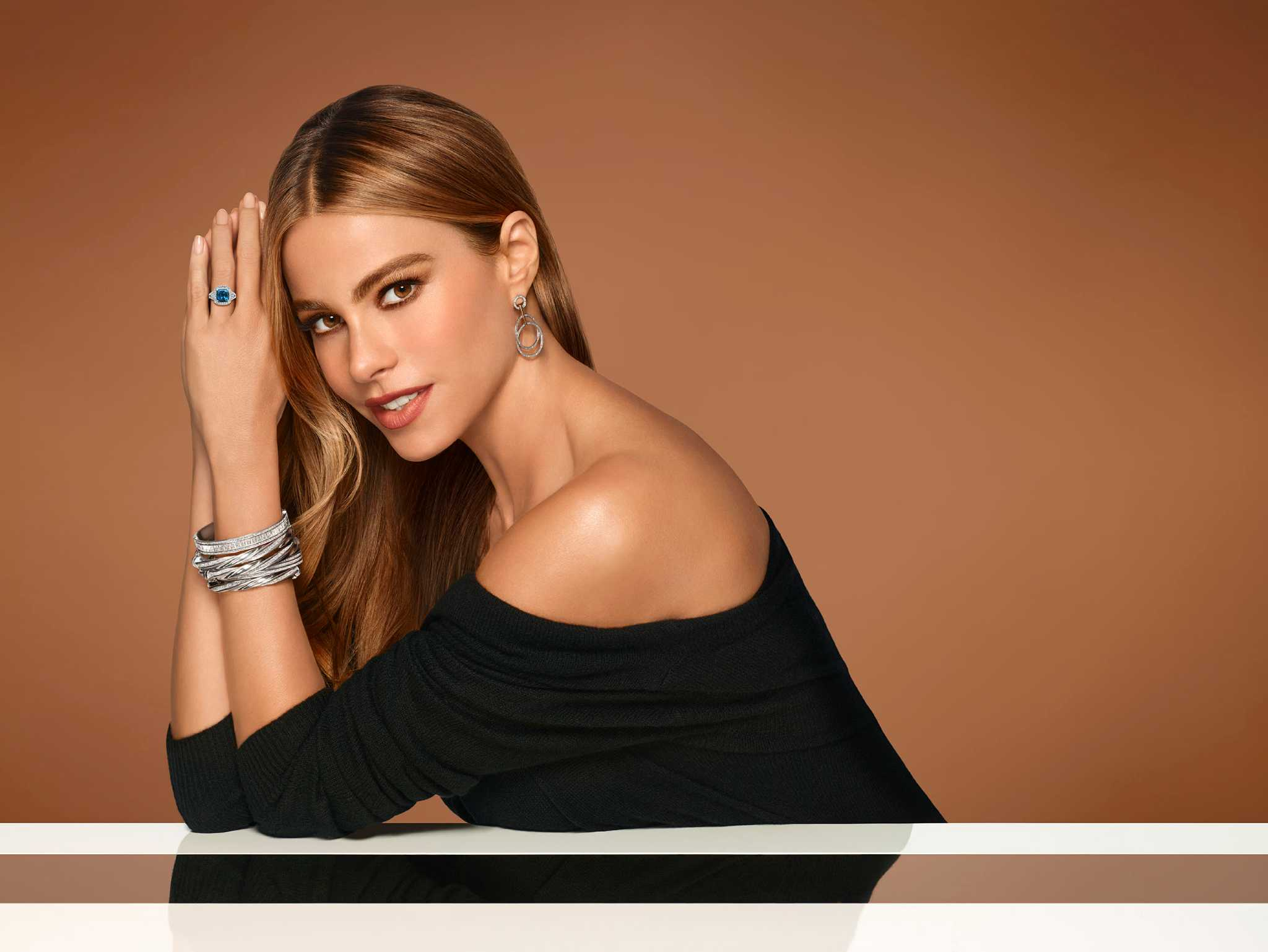 all about the bling sofia vergara launches line at kay jewelers houston chronicle