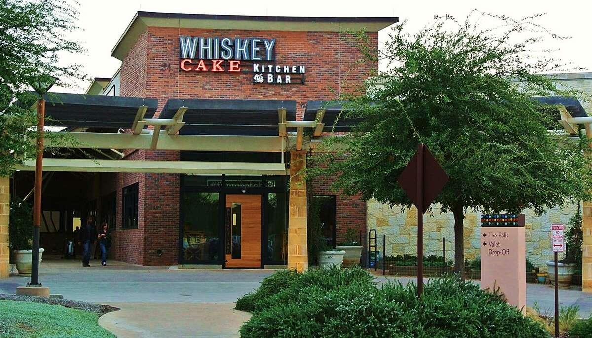 Whiskey Cake exterior