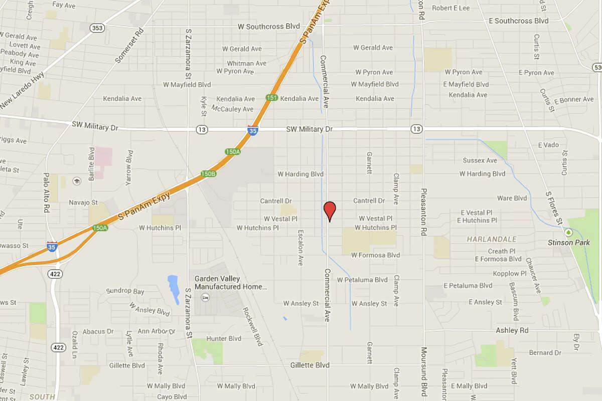 Los Angeles Tortilleria #2: 3106 COMMERCIAL AVE San Antonio , TX 78221 Date:12/22/2014 Demerits:16