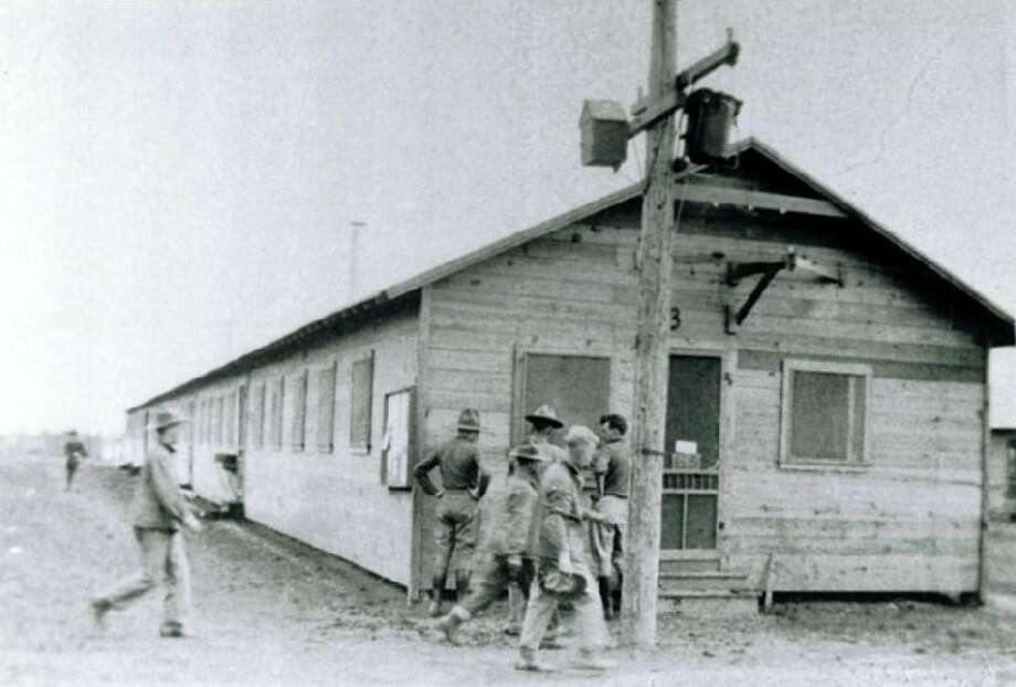 It's now the Port of San Antonio but wasn't always. In 1925, who was the top aviation cadet to graduate? This building housed offices of the 63rd Aero Squadron at Kelly Field. Photo: /USAF PHOTO, COURTESY ASHCROFT AR