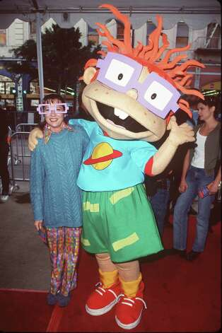 "Christine Cavanaugh, 1963-2014: The voice actress, best known as Chuckie of ""Rugrats,"" the precocious pig in ""Babe,"" and Dexter of ""Dexter's Laboratory,"" died Dec. 22 at age 51. Photo: SGranitz, WireImage / WireImage"