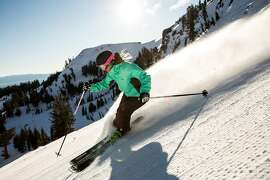 """Intermediate to expert skiers and snowboarders can sign on for Squaw/Alpine's first """"Mountain to Mat"""" workshops this winter, which combine a vigorous morning on the slopes with an indulgent afternoon."""