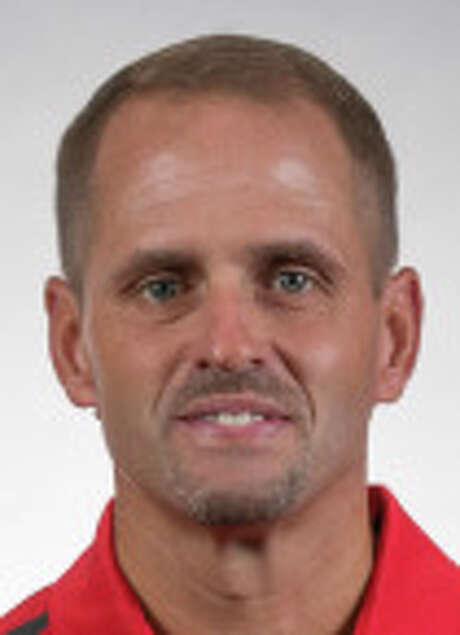 David Gibbs, UH assistant coach Photo: Chase Pedigo