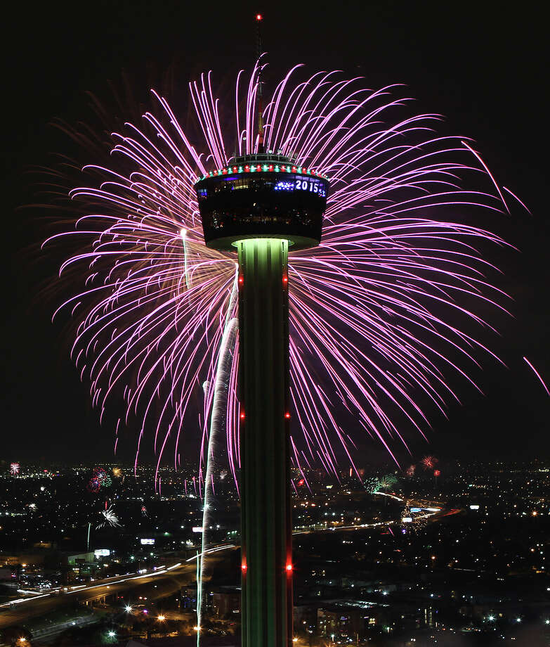 The Fireworks Information Center of the Consumer Product Safety Commission reports the following fireworks injuries in the U.S. between June 20 and July 20. The information is based off 2014 data, the latest data available. Photo: JERRY LARA, By Jerry Lara, San Antonio Express_News / © 2014 San Antonio Express-News